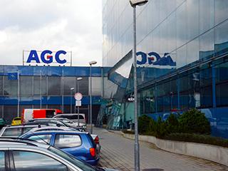 Agc Retenice Glass